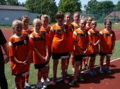 Gminne Zawody Piłki Ręcznej Dziewcząt