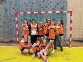 Gminno - powiatowy Turniej Piłki Ręcznej Dziewcząt