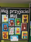 """Powiatowy Konkurs Plastyczny pod hasłem """"Mój przyjaciel miś"""" - 2018"""