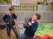 Robotyka w klasie 2a i 2b