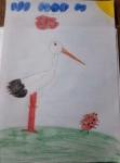 Wiosenna łąka oczami klasy 1 b