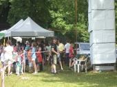 Zdrowo i sportowo na festynie w Siedlcach